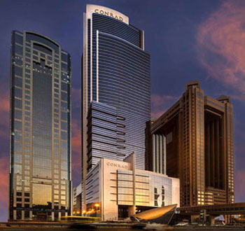Conrad Hotel Dubai
